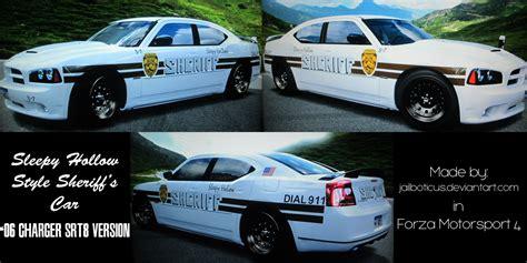sleepy hollow sheriff car forza   jailboticus