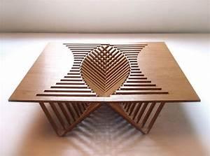 Tisch Aus Holz : 25 originelle holztische ~ Watch28wear.com Haus und Dekorationen