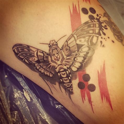 unique cute butterfly tattoo tattooshuntcom