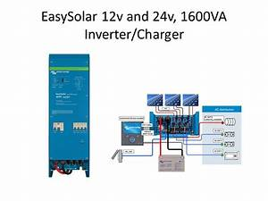 Easysolar Inverter 12  1600  70-16 230v Mppt 100  50