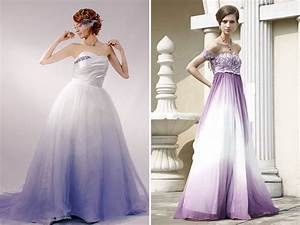 purple ombre wedding dress wwwpixsharkcom images With ombre wedding dress