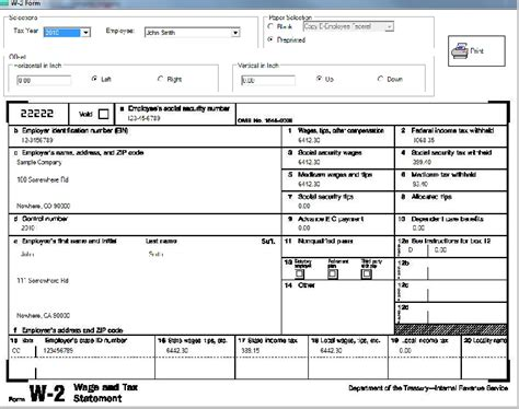 blank w2 form 2015 small business payroll software ezpaycheck updated with