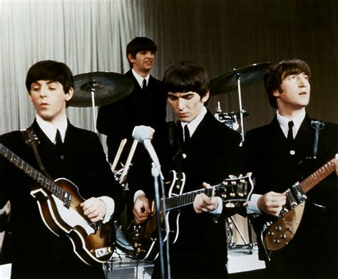 The Beatles And Their Impact On English Macmillan