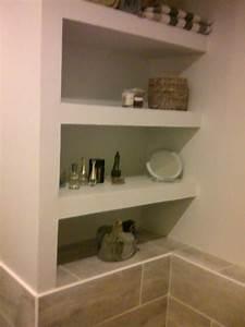 Enlever Carrelage Sur Placo : carrelage salle de bain sur placo ~ Dailycaller-alerts.com Idées de Décoration