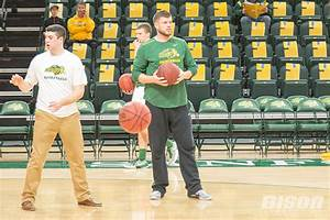 Kyan Brown: Summit League Experience - Bison Illustrated