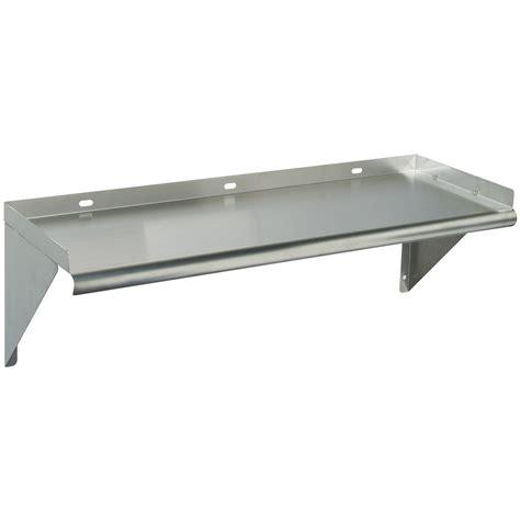 wall mounted metal shelf tarrison stainless steel wall mount shelves