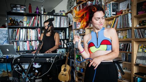 Npr Tiny Desk Genevieve Tiny Desk Concert Npr