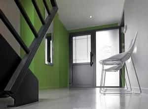menuiseries exterieures fenetre portes volet store With porte d entrée alu avec robinet noir mat salle de bain