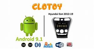 Andoid Music System For Hyundai Eon