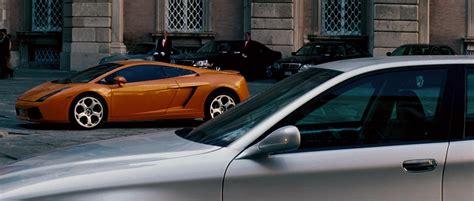 lamborghini gallardo orange sports car driven  maggie
