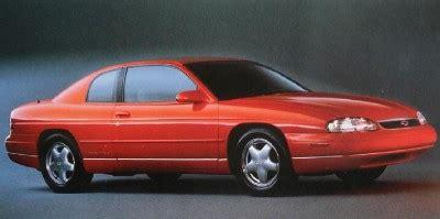 best auto repair manual 1996 chevrolet monte carlo on board diagnostic system 1995 chevrolet monte carlo howstuffworks