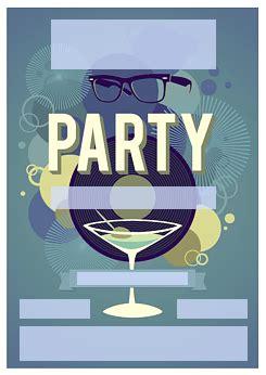vorlage einladung cocktail party