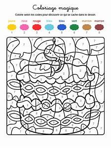 Coloriage Magique Anniversaire 9