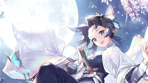 Checkout high quality demon slayer wallpapers for android, desktop / mac, laptop, smartphones and tablets with different resolutions. Demon Slayer Butterfly Girl Shinobu Kochou With Background Of Bright Moon HD Anime Wallpapers ...