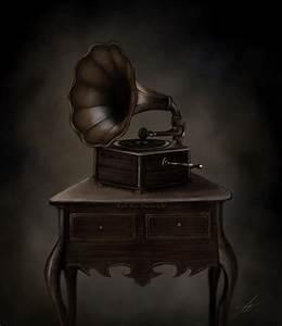 Gramophone by SessaV on DeviantArt
