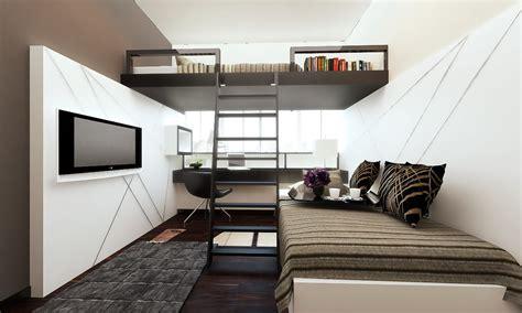 Bedroom Design Loft Bed by Loft Bed Designs