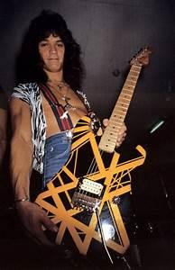 Picture Of Edward Van Halen