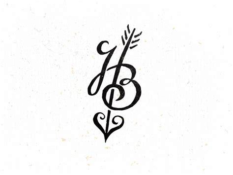 monogram  mike bruner dribbble