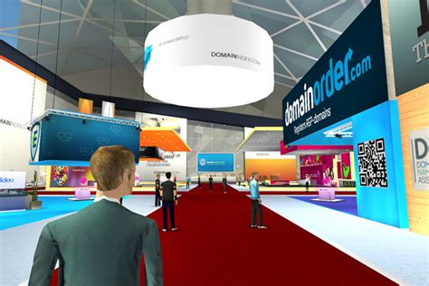 hosting  virtual trade show bizbash