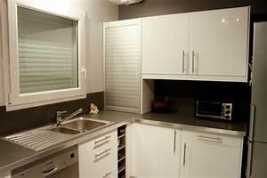meuble cuisine hauteur meuble cuisine cm meuble de With hauteur element haut cuisine
