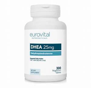 Dhea 25mg 300 Tablets