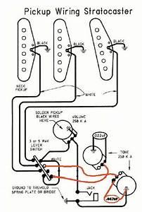 Jimmie Vaughan Strat Wiring