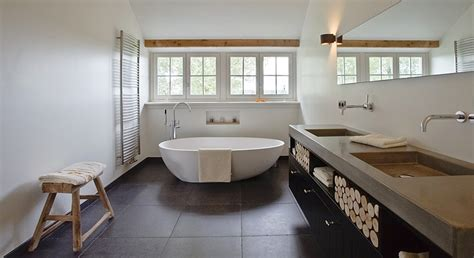landelijke badkamers met hout een landelijke badkamer 4 idee 235 n walhalla blog
