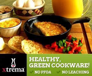 xtrema green cookware matt blackburn