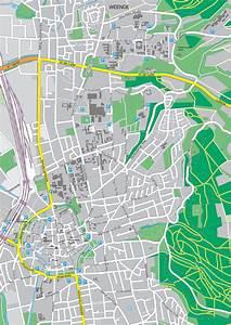 G U00f6ttingen City Map