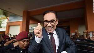 Malaysia politician Anwar Ibrahim released after royal ...