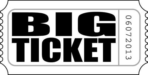 ticket bid big ticket raffle andrew parish