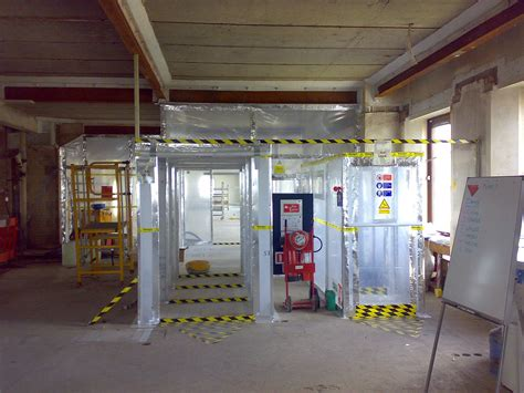 fileuk asbestos removal enclosurejpg wikimedia commons