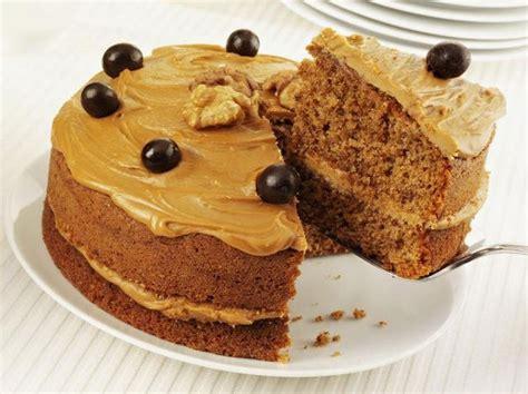 recettes de cuisine facile pour le soir gâteau au café et aux noix pour 8 personnes recettes