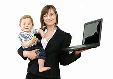 Image result for workign mom