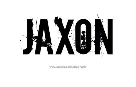 jaxon  tattoo designs