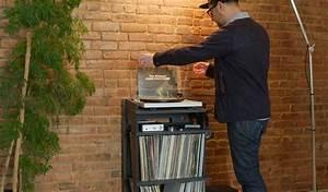Meuble Pour Vinyle : un projet de meuble pour les fans des vinyles actu mes disques vinyles ~ Teatrodelosmanantiales.com Idées de Décoration