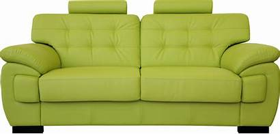 Sofa Couch Furniture Clipart Transparent Single Bed