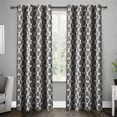 Gates Pair Grommet Curtain Exclusive Panel Hayneedle