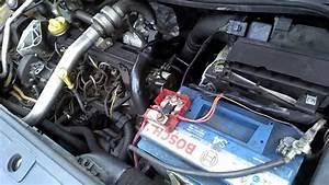 Batterie Megane 3 : probl me de d marrage megane 2 diesel youtube ~ Farleysfitness.com Idées de Décoration