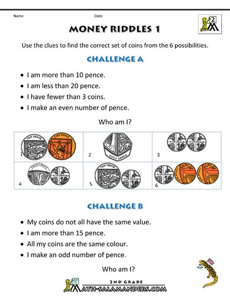 coin riddles for kids riddles for kids