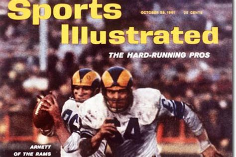 The Rams' First Sports Illustrated Covers