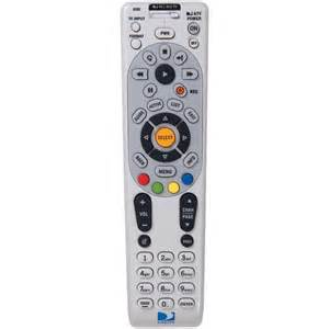 Simply Silver - DirecTV RC65 HD/DVR Replacement Universal IR TV Remote Control Replaces RC64X - Unbranded