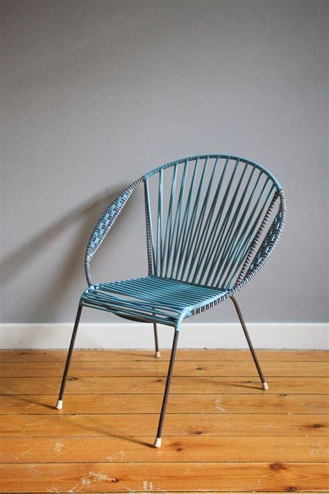 chaise scoubidou vintage chaise scoubidou vintage