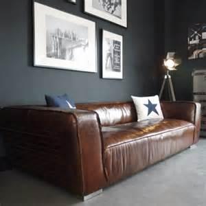 ledersofa design englische vintage ledersofas clubsofas sofas im chesterfield stil kaufen braun schwarz