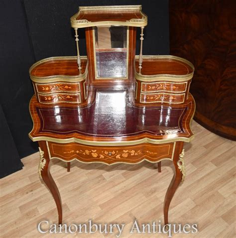 table de bureau but antique empire bureau de dame desk writing table 1880