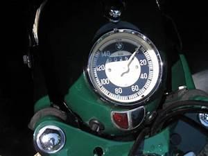 1957 Bmw R50  2 Steib Combination