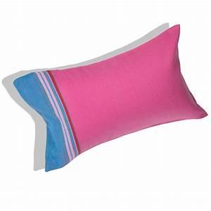 Coussin De Plage : coussin de bain plage coloris hibiscus ~ Teatrodelosmanantiales.com Idées de Décoration