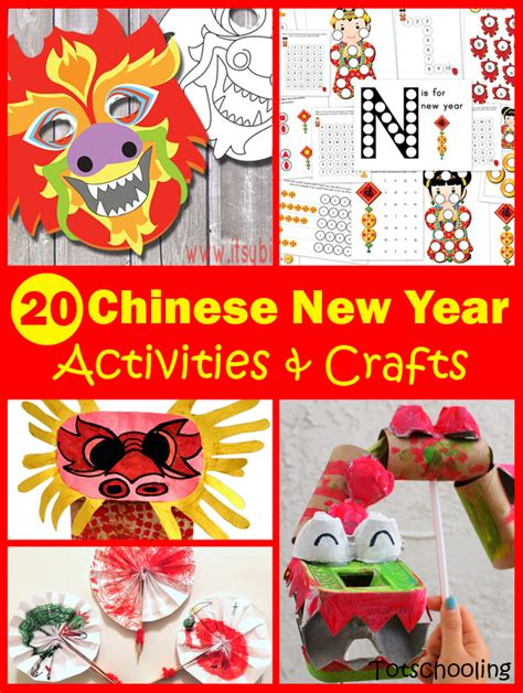 chinese new year games for preschoolers 20 new year crafts amp activities for 846