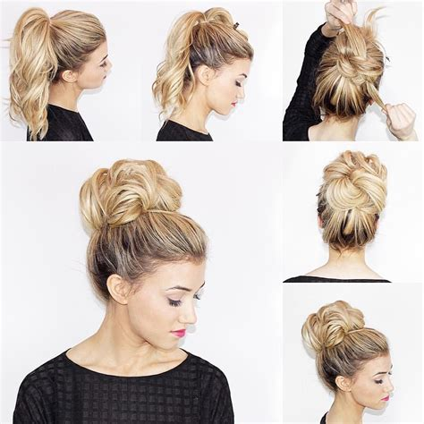 pin  jillianwoj  hairstyling pinterest haar ideen