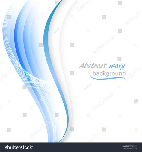 abstract wavy background stock vector image 17306290 abstract background transparent blue wavy lines stock